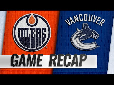Chiasson tallies SO winner to push Oilers by Canucks