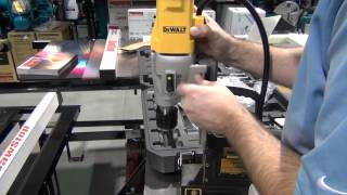 Dewalt Dwe1622k Magnetic Drill Review