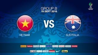 Afcu16 m12 vietnam vs australia (group ...