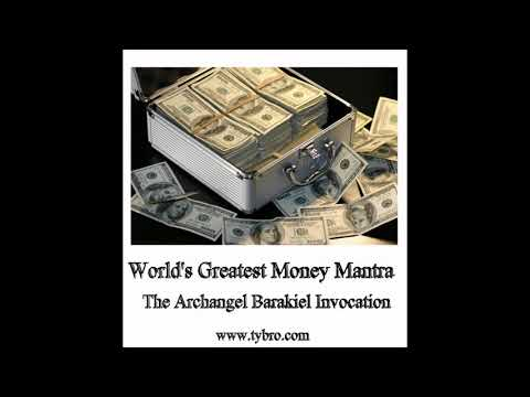 The World's Greatest Archangel Of Wealth Invocation