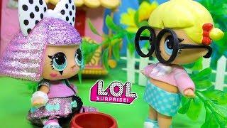 Сирота из детского дома / Куклы ЛОЛ Сюрприз / Мультик LOL Dolls