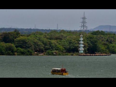 Vijayawada Bhavani Island boat ride