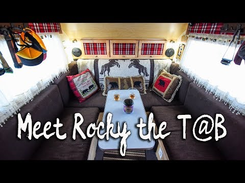 Vlog #24: Meet Rocky: A full-timers tour of a T@B Boondock