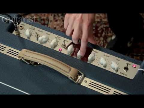 Laney L20T 212 guitar amplifier review demo