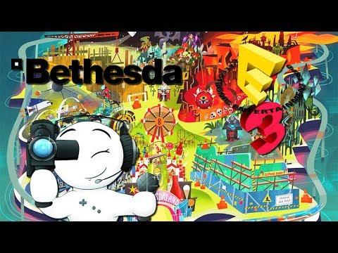[Rediff] E3 2017 : La conférence Bethesda en live avec l'équipe de SpiritGamer.fr