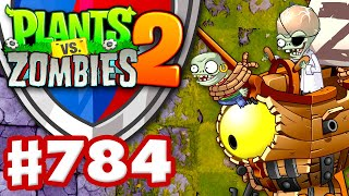 Arena with Zombot Plank Walker! - Plants vs. Zombies 2 - Gameplay Walkthrough Part 784