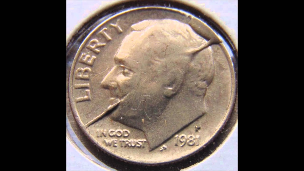 Incredible Error Dime Found In Pocket Change Valuable Rare Youtube