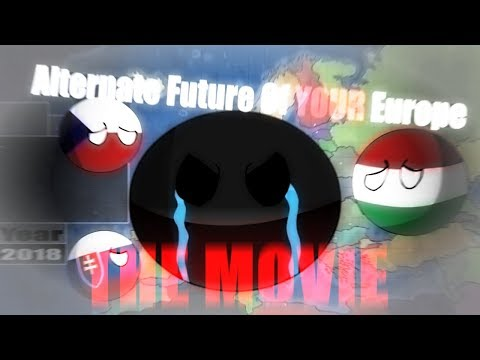 Alternate Future Of YOUR Europe In Countryballs - THE MOVIE (Poland)