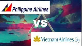 Philippine airlines vs Vietnam Airlines 2016
