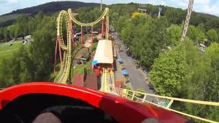 [GoPro] Boomerang ride at Freizeit-Land Geiselwind HD 2013