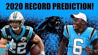 Carolina Panthers 2020 Team Preview! How Many Games Will The Carolina Panthers Win In 2020?