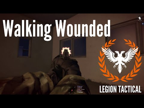 [LTac] Arma 3 - Walking Wounded