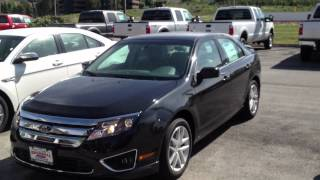 2012 Ford Fusion SEL AWD full tour (start up, exhaust, interior, exterior)
