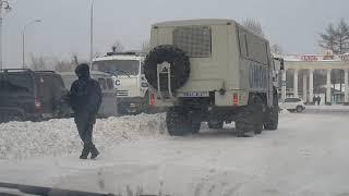 Фото Полиция не дремлет. Забастовка выборов. Навальный2018. Кемерово