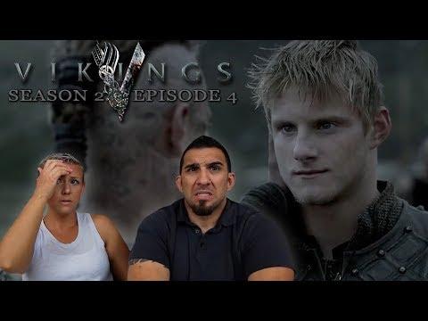 Vikings Season 2 Episode 4 'Eye For An Eye' REACTION!!