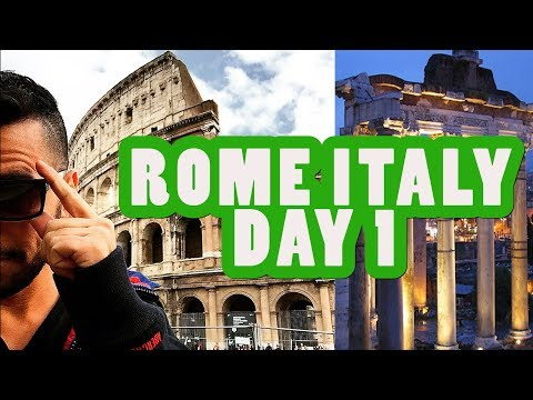 THE AMAZING ROME ITALY TRAVEL GUIDE