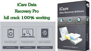 iCare Data Recovery Pro 8.1.9.4 (2019) Crack incl Keygen With Portable
