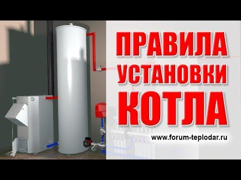 0 - Вимоги до приміщення для установки газового котла в приватному будинку