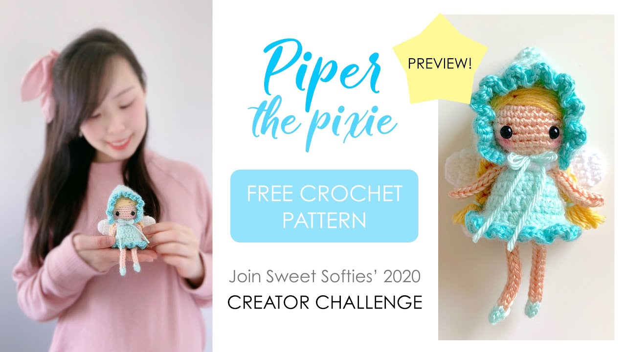 Bunny Macaron free pattern. - A little love everyday! | 720x1280