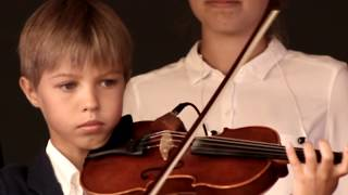 Инструментальная музыка скрипка флейта
