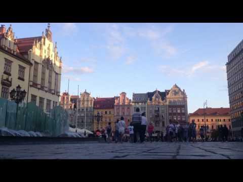 Qué ver en Wroclaw en un dia (Polonia)