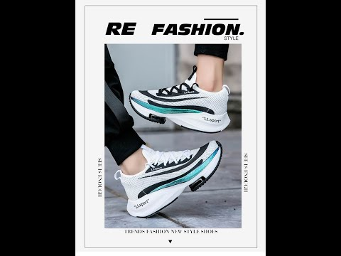 High Quality Fashion 2020 Unisex Sports Shoes Sneakers