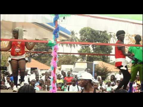 CARNAVAL FAGORAL 17 DE FEVEREIRO DE 2015  Guine Bissau Raisantos pro