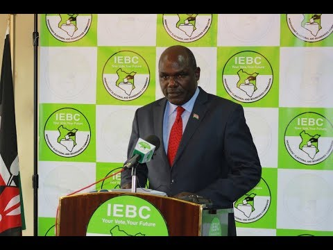 Why Kisumu West Constituency is transmitting results despite suspension of election: IEBC explains