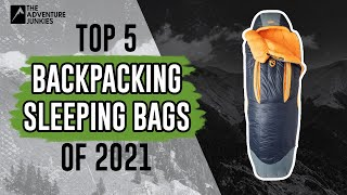 Top 5 Best Bąckpacking Sleeping Bags For Men Of 2021