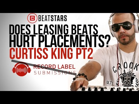 Leasing beats VS major placements?  (Curtiss King Interview pt. 2)