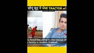 Sonu Sood ने भेजा गरीब किसान को ट्रैक्टर Real hero Arvind Arora A2motivation Facts #arvind_arora