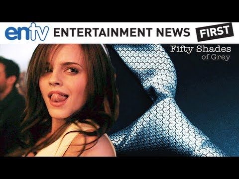 Emma watson talks fifty shades of grey movie entv youtube for Fifty shades of grey movie online youtube