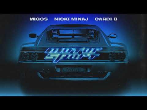 Migos - Motor Sport ft. Nicki Minaj & Cardi B