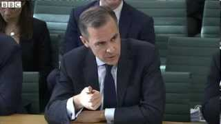 Mark Carney 'offended' by Labour MP's questioning