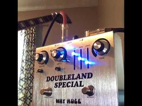 Doubleland Special Way Huge Pedal