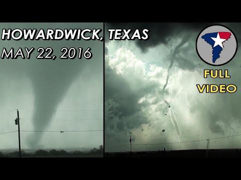 May 22, 2016 • Howardwick, TX Tornado
