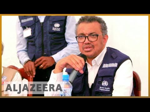 ⚕️ 'It breaks my heart': WHO chief decries raid on DRC Ebola centre | Al Jazeera English