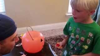 i ate your halloween candy prank gone wrong