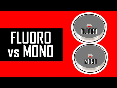 FLUOROCARBON Vs MONO Tests. What Are The Differences?