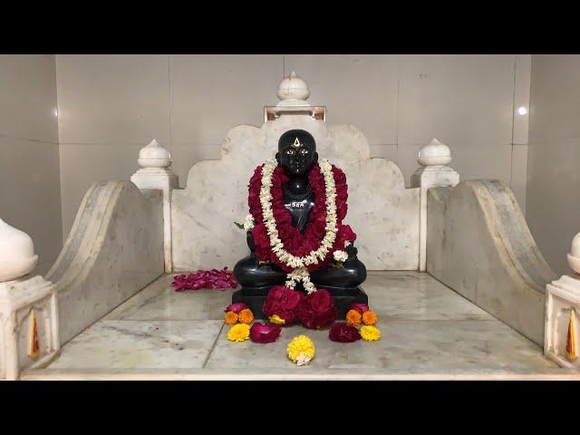 Paramguru Shri balkuver live darshan Fagan sud bij 15 March 2021