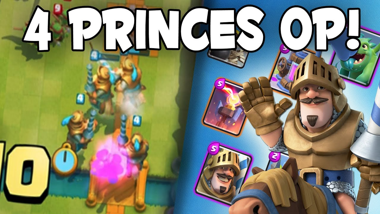 4 PRINCES TOO STRONG! - Mirror Deck - Maxing W Gems Ep. 5 ...