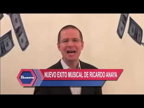 RICARDO ANAYA NUEVO EXITO MUSICAL