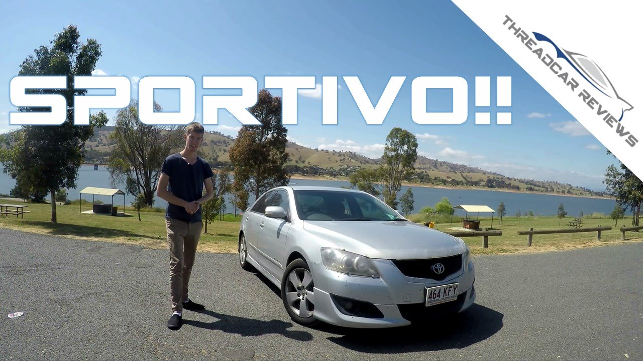 2007 Toyota Aurion Sportivo Review Youtube
