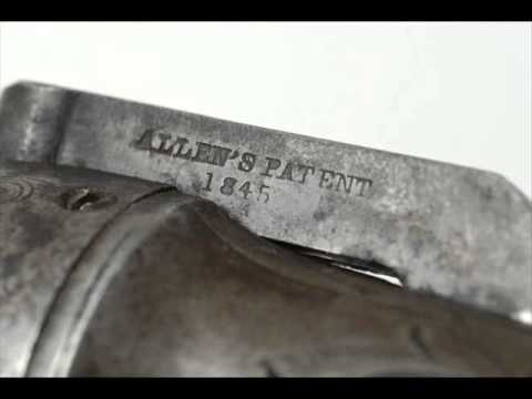 Brief History of the Allen & Thurber Pepperbox