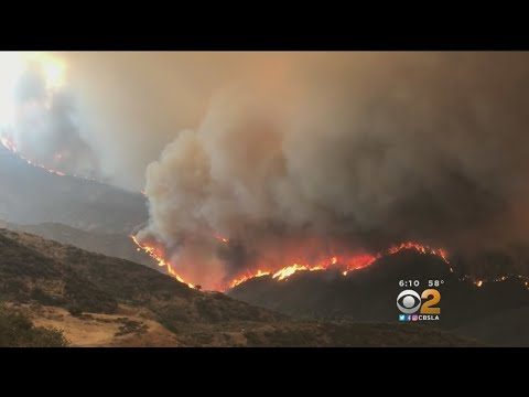 'This is Apocalyptic': Malibu Residents Stunned By Woolsey Fire's Path Of Destruction
