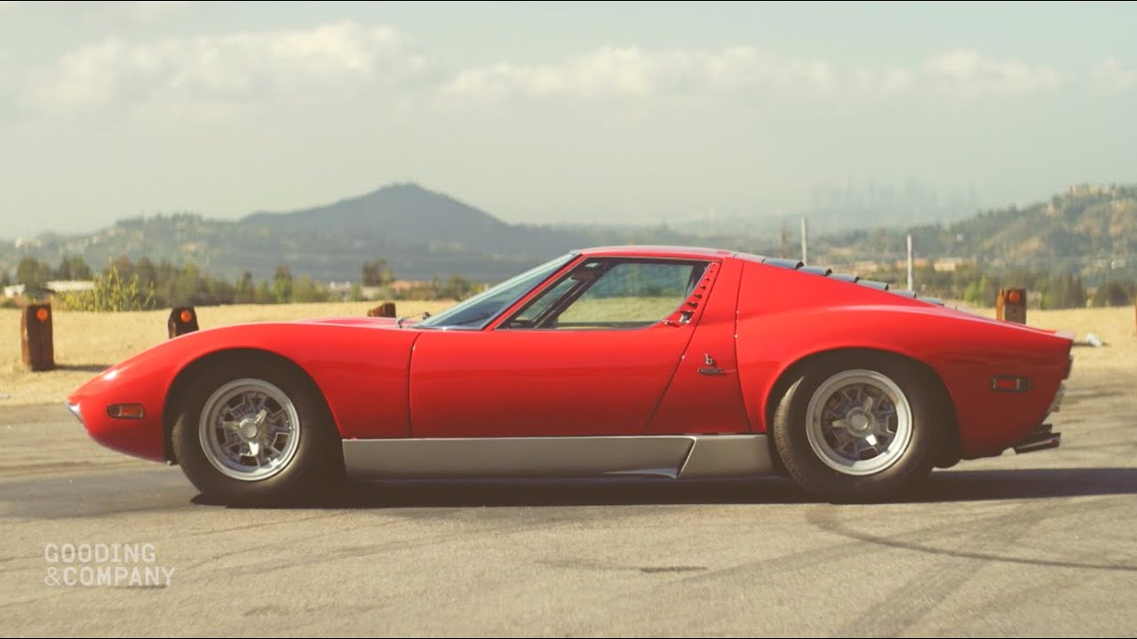 Revealed 1971 Lamborghini Miura P400 Sv Youtube