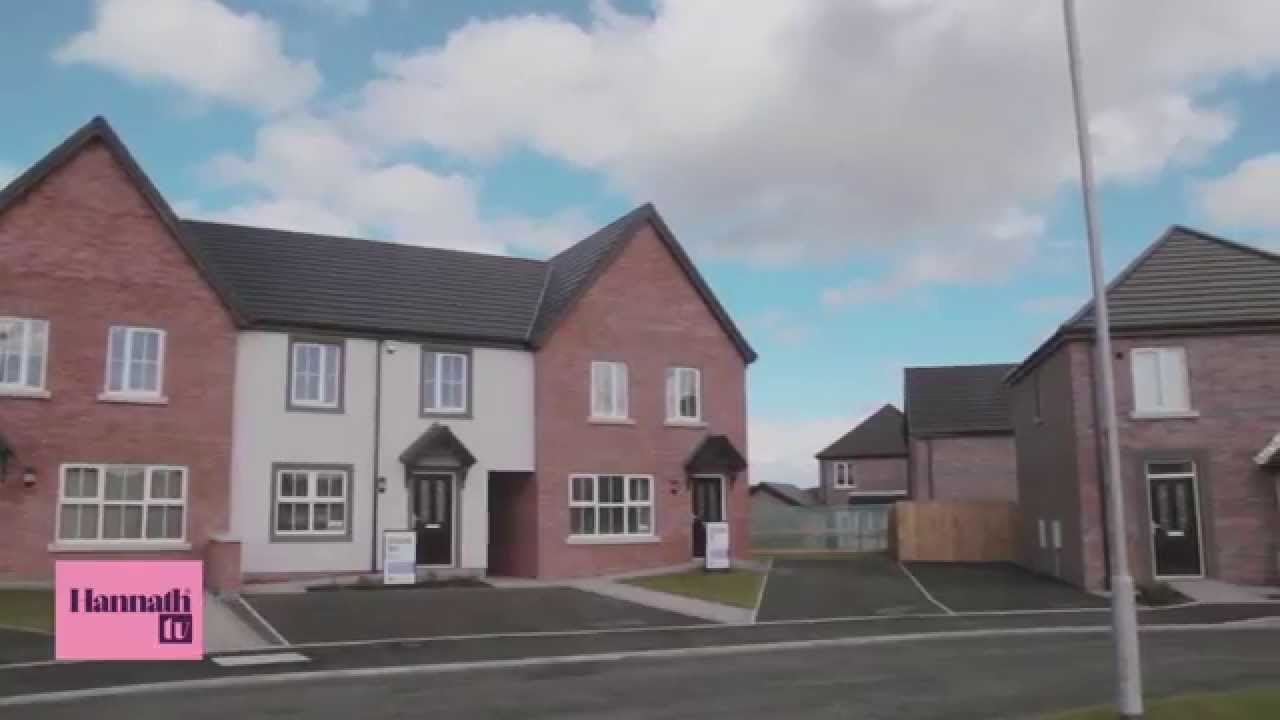 New homes at drumford meadow portadown youtube for Meadow house