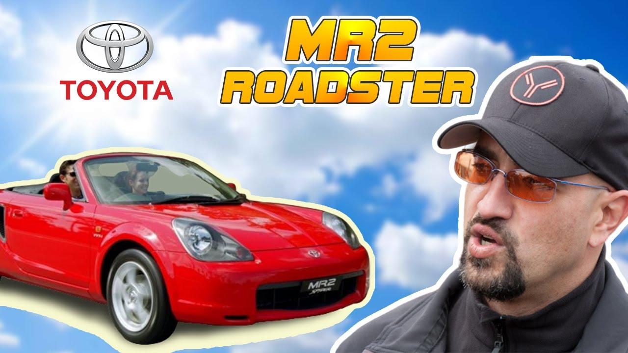 Toyota MR2 Roadster الخبير - تويوتا
