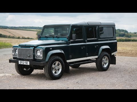 2012 Land Rover Defender 110 XS