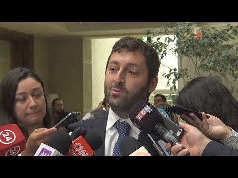 """Coloma por Gutiérrez en Constitución: """"La señal que están dando no es de voluntad de acuerdos"""""""